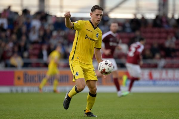Colkett loving life at Bristol Rovers with Chelsea pal