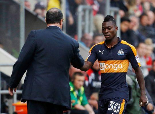 Big Interview – Newcastle United's on-loan winger Christian Atsu