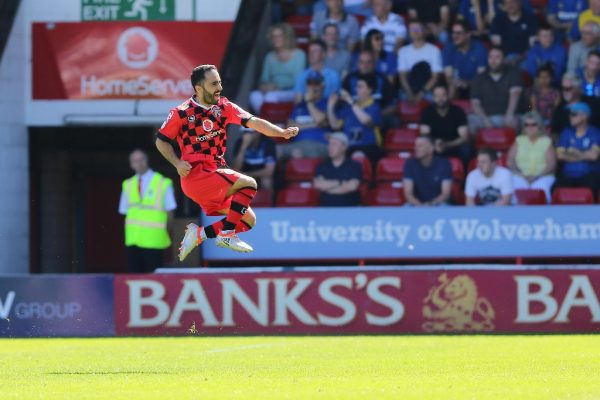 Erhun Oztumer – Walsall's 'Turkish Messi'