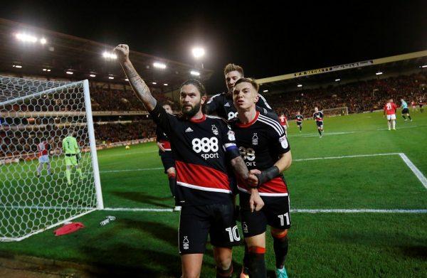 Villa land Nottingham Forest captain Henri Lansbury