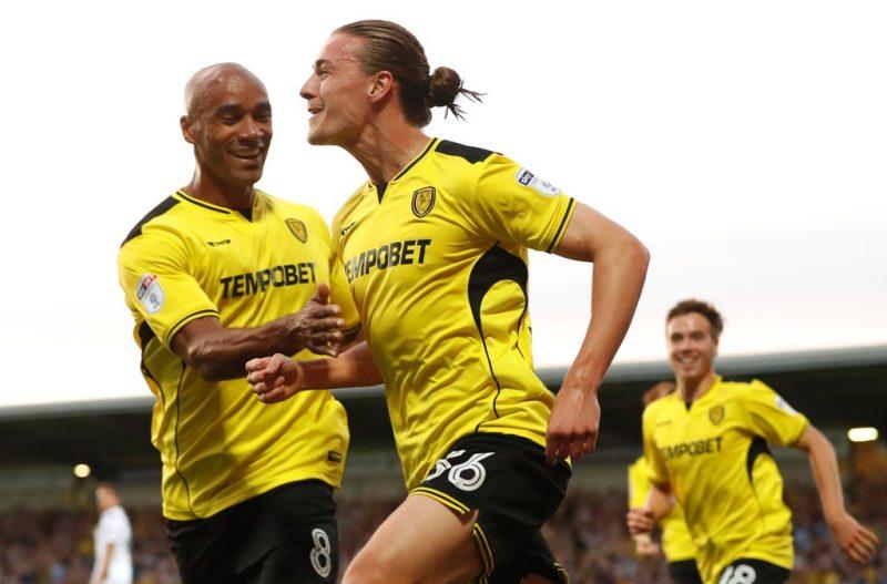 BAFC, BHAFC, Brewers, Brighton, Brighton & Hove Albion, Burton, Burton Albion, EFL, Irvine, Jackson Irvine, SkyBet Championship