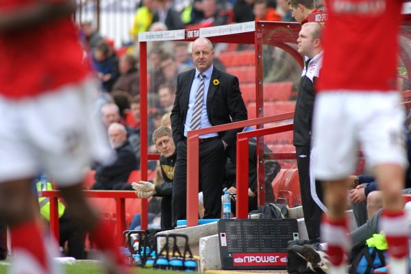 The FLP talks to: Rochdale manager Keith Hill