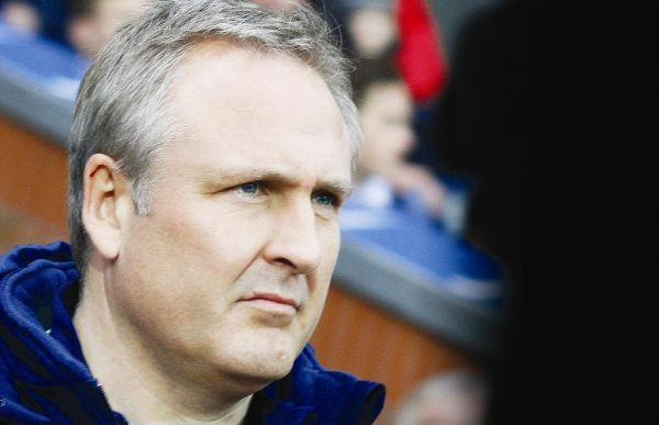 Profile: Coventry City manager Mark Venus
