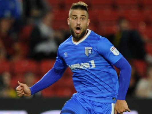 Prolific Ehmer would sacrifice goals for Gillingham clean sheets