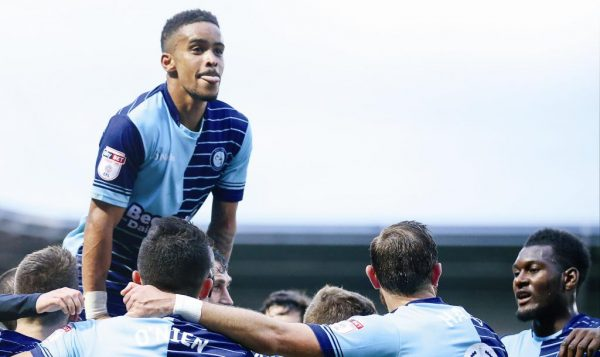 Paris Cowan-Hall thriving again at Wycombe