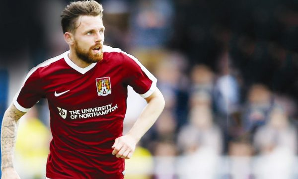 Anderson out to prove a point with Northampton