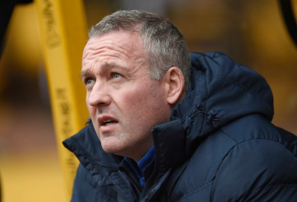 Paul Lambert leaves Wolves after seven months in charge