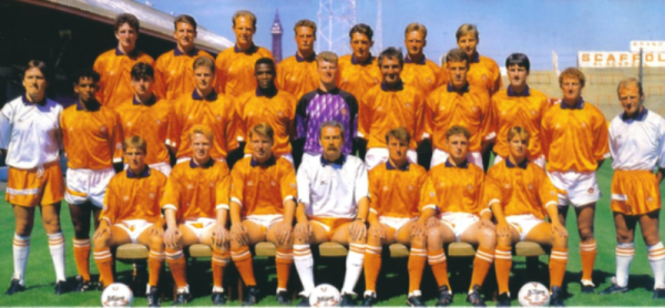 Where Are They Now? Blackpool's Division Four Play-off final winners 1991-92