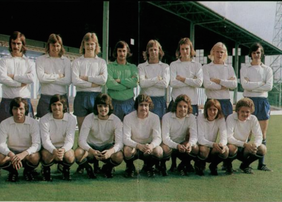 Where Are They Now? Bury 1973-74 Division Four promotion winners