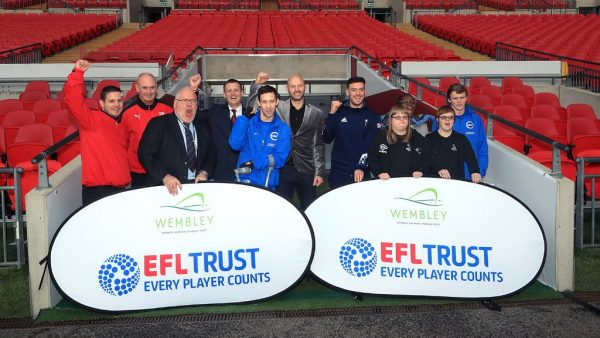 New EFL project gives £1.1m boost to disability football