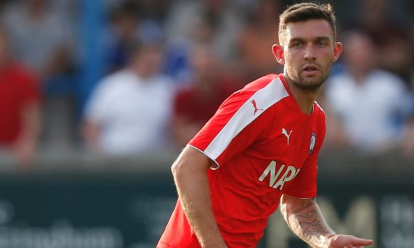 Jay O'Shea leads Chesterfield recovery
