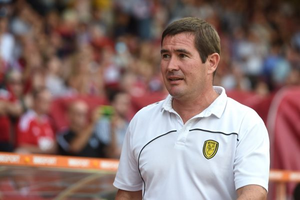 Clough hopes form will help Burton attract players