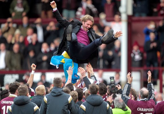 Big Interview: 'Celtic and Rangers could play Championship or higher' says new MK Dons boss Neilson