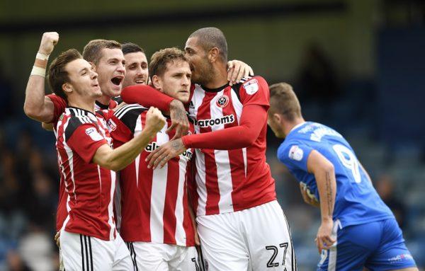 Team-mates – Sheffield United forward Caolan Lavery