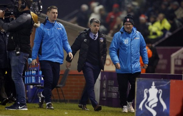 Robinson demands Oldham response after FA Cup exit