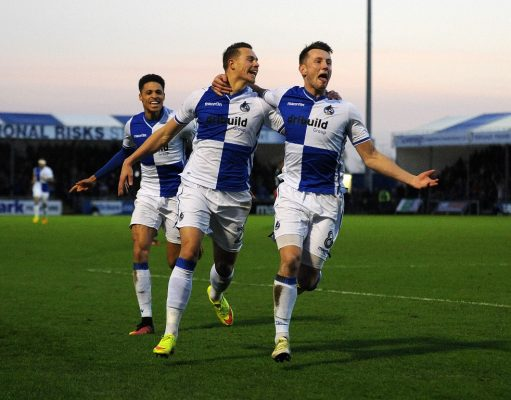 Life's a gas for hat-trick ace Billy now