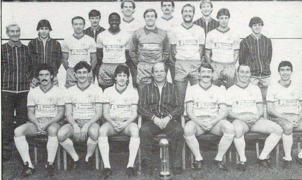 Where Are They Now? Oxford United's Division Two champions 1984-85