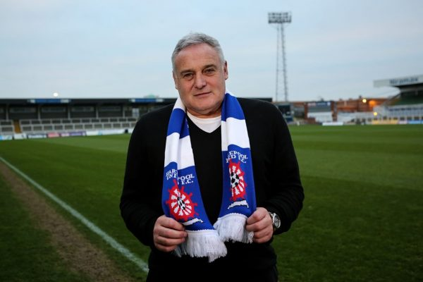 Big Interview – new Hartlepool United manager Dave Jones