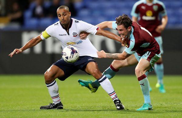 Football Firsts: Bolton Wanderers midfielder Darren Pratley