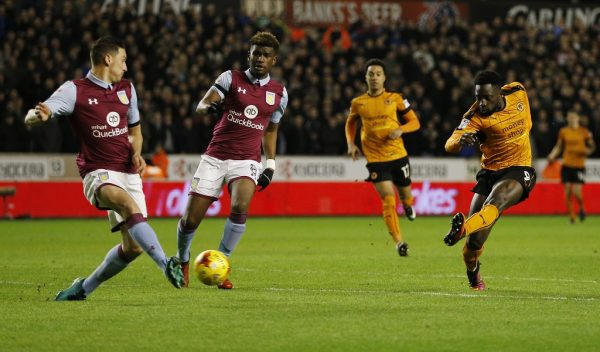Wolves striker Nouha Dicko signs new contract