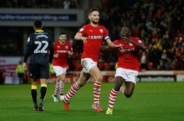 Barnsley captain Conor Hourihane joins Aston Villa