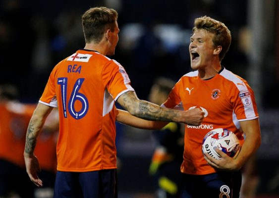 McGeehan: I moved to Luton because I saw so many academy careers stagnating at Chelsea