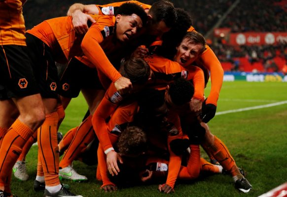 Ikeme's Wolves seeking to cause an FA Cup shock at Anfield
