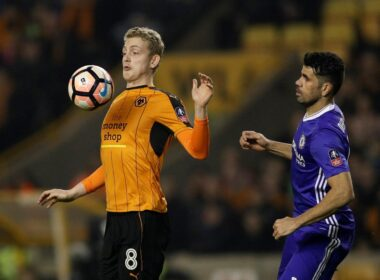 EFL, George Saville, Harris, Jed Wallace, Lions, Millwall, Neil Harris, Saville, SkyBet Championship, Wallace, Wolverhampton Wanderers, Wolves, wwfc