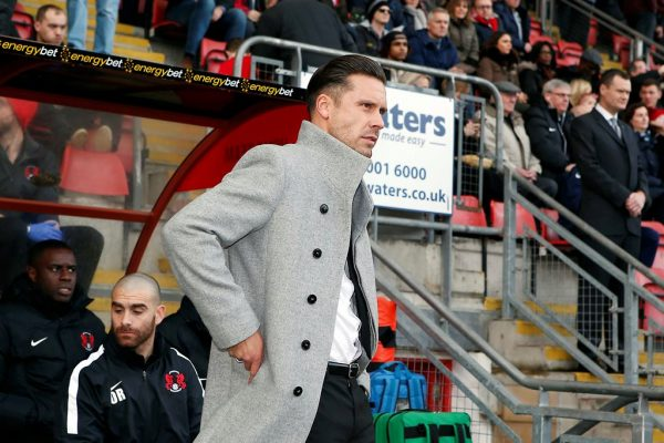 Profile: Leyton Orient manager Danny Webb – is this the chance to put Dad in the shade?
