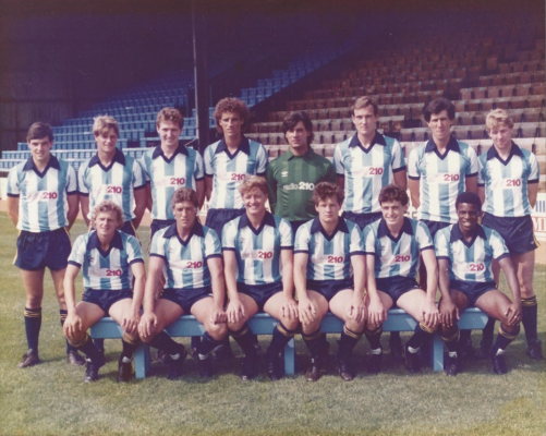Where Are They Now? Reading's Division Four promotion winners 1983-84