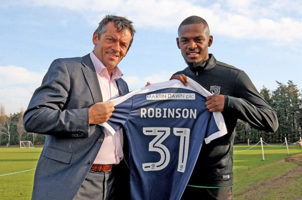 Big Interview: new Southend United signing Theo Robinson