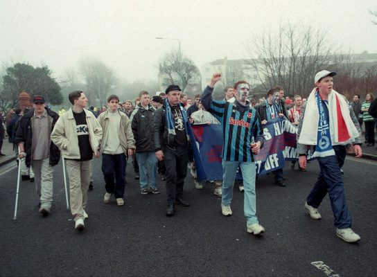 20 years on – Fans United: When football came together to help save Brighton & Hove Albion