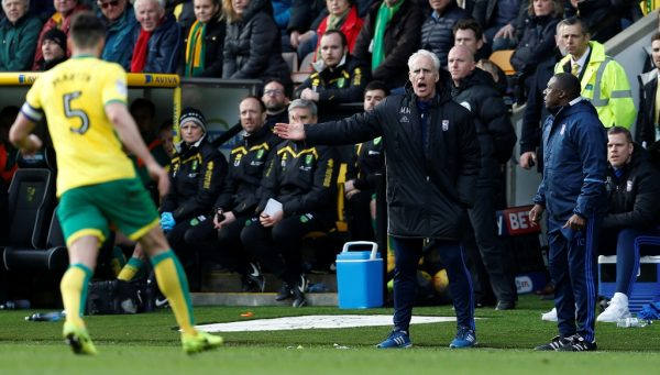 McCarthy hopes derby draw mends relationship with Ipswich fans