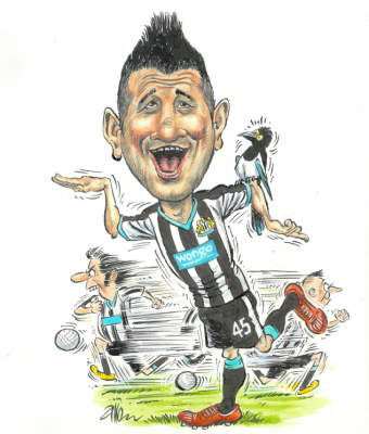 Dunlavy column: Shape up, Mitrovic, or you will reflect Toon's grim recent past