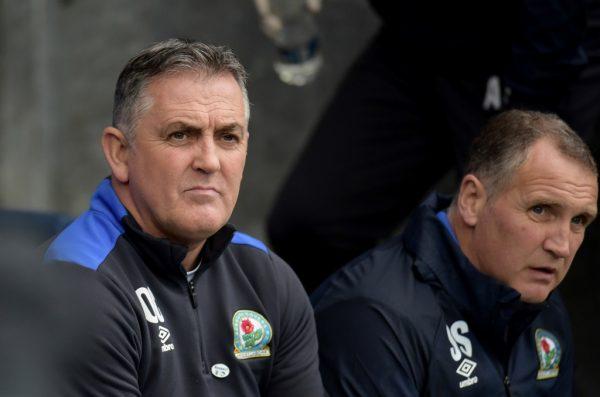Struggling Blackburn sack boss Owen Coyle