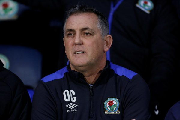 Coyle believes Blackburn's FA Cup form will help survival