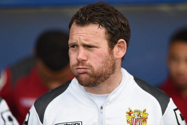 Profile – Stevenage manager Darren Sarll