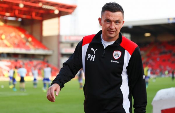 Big Interview: Barnsley boss Paul Heckingbottom