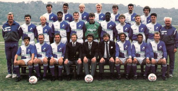 Where Are They Now? Bristol Rovers Division Three Champions 1989-90