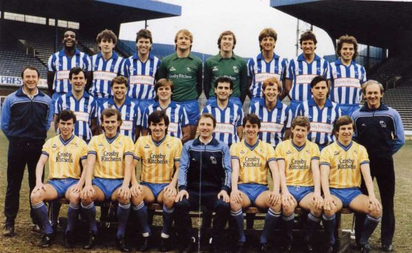 Where Are They Now? Sheffield Wednesday's Division Two 1983-84 runners-up