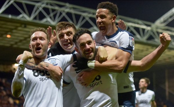 Revitalised Aiden McGeady credits Grayson with getting him back to his best at Preston