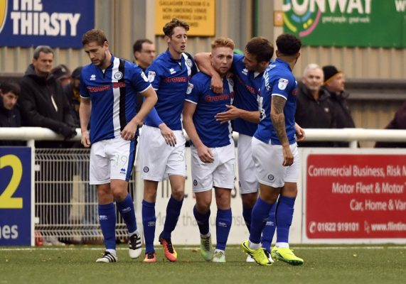 Camps hails Rochdale's coaches who guided him on path to captaincy