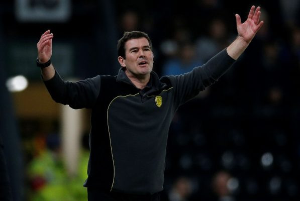 Clough heads into international break feeling 'miserable' at defeat to Bees