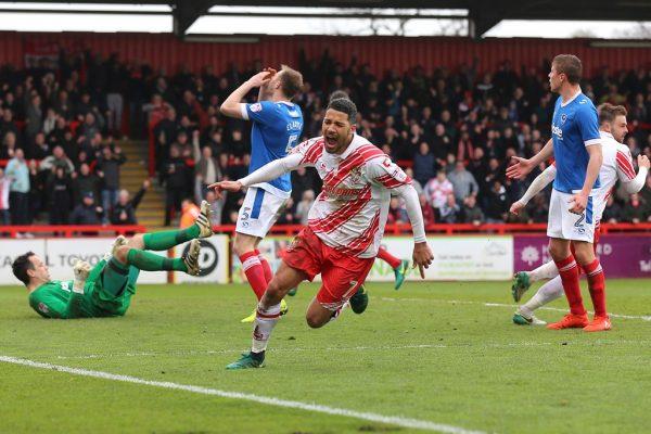 Jobi McAnuff turns down new deal at Stevenage to return to Orient