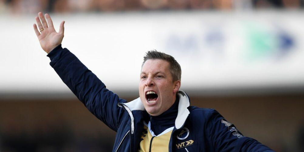 Harris, Lions, Millwall, Neil Harris, Play-Offs, SkyBet League One, The Den, The League Paper, Wembley