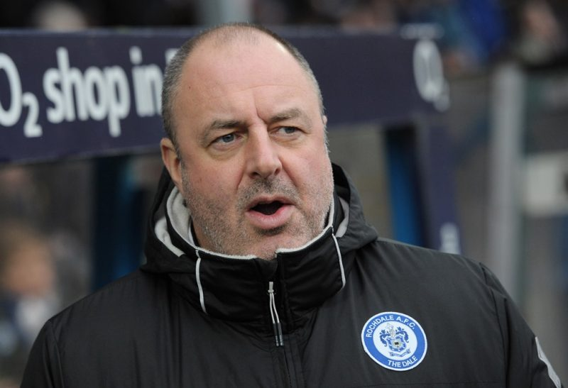 Dale, Hill, Keith Hill, Rochdale, SkyBet League One