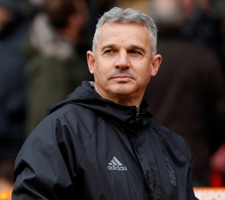 Big Interview: Nottingham Forest manager Gary Brazil