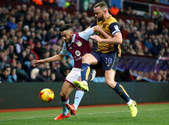 Aston Villa's Neil Taylor 'desperately sorry' for Coleman tackle
