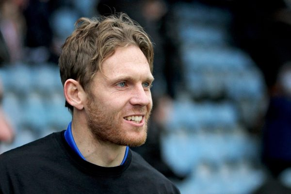 It's a ton off my back, says 100 club inductee Mackail-Smith