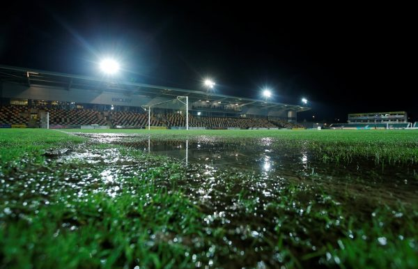 Newport to play away for three weeks while pitch is installed